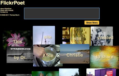 Stories In Flight | FlickrPoet | E-Learning Methodology | Scoop.it