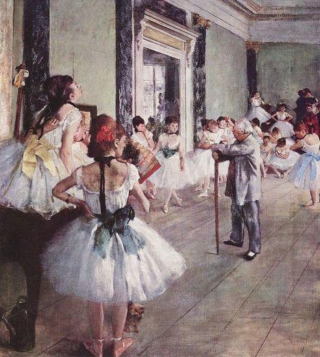 Meet Berthe Morisot One of the Pioneers of the Impressionist Movement! | Cris Val's Favorite Art Topics | Scoop.it