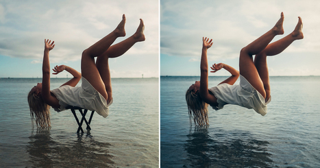Before and After 'Levitation' Photos, Plus Tips and Tricks | iPhoneography-Today | Scoop.it