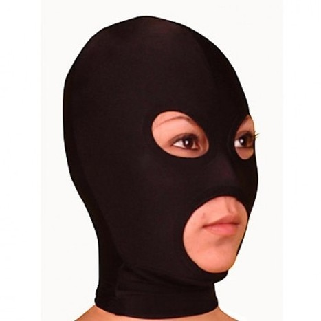 Black Lycra Mask Costume|Mask with Eye and Mouth Openings Costume|Black Lycra Mask with Eye and Mouth Openings Cosplay Costume | Zentai Suits Cosplay | Scoop.it