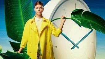 Barbara Palvin stars in Lily China Spring 2014 Campaign | FASHION LILY SS14 - BARBARA PALVIN CAMPAIGN BY FRED & FARID SHANGHAI | Scoop.it