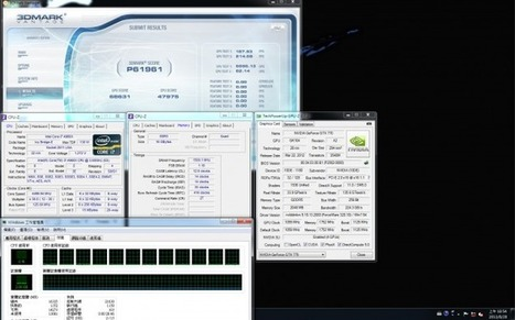 Intel Ivy Bridge-E Core i7-4960X Pitted Against Core i7-3970X At 4.5 GHz Clock Speeds and DDR3-3000 MHz | Info-Pc | Hardware | Scoop.it