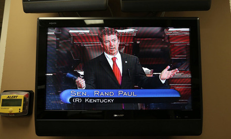 Why you should take Rand Paul's latest stand on drones seriously - The Week Magazine   NGOs in Human Rights, Peace and Development   Scoop.it