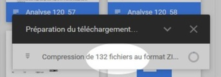 Compter le nombre de fichiers d'un dossier Google Drive | TIC et TICE mais... en français | Scoop.it
