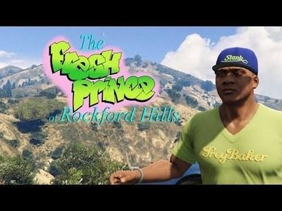 Epico intro de 'Fresh Prince' con GTA V | TJmix Mundial | Scoop.it