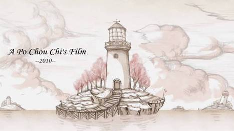 """The Lighthouse"", de Po Chou Chi. | Faros de Galicia | Fars - Lighthouse | Scoop.it"
