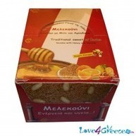 Box 24 pieces, melekouni energy snack 30 gr | TRAVEL Guide2Rhodes Daily NEWS | Scoop.it