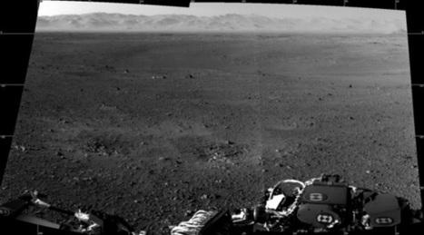 Des nouvelles de Curiosity | Actualités robots et humanoïdes | Scoop.it