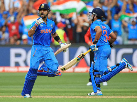 10 Facts Every Indian Cricket Lovers Must Know About India-Pakistan World Cup Match ~ Namaste Jee | NamasteJee | Scoop.it