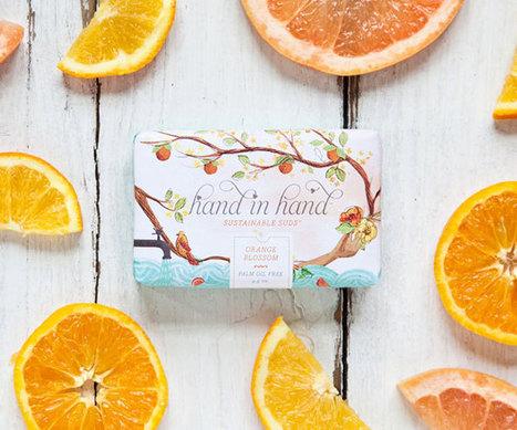 Hand in Hand: SustainableSuds - The Dieline - | Eco Branding | Scoop.it