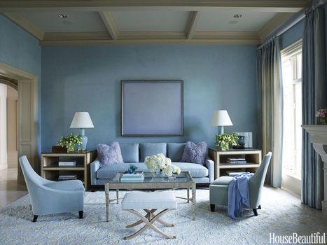 Fabulous Living Rooms | Designing Interiors | Scoop.it