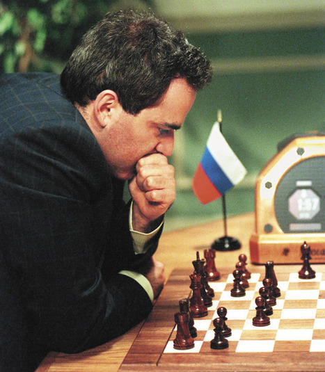 The Chess Master and the Computer by Garry Kasparov | Tremblements de sciences | Scoop.it