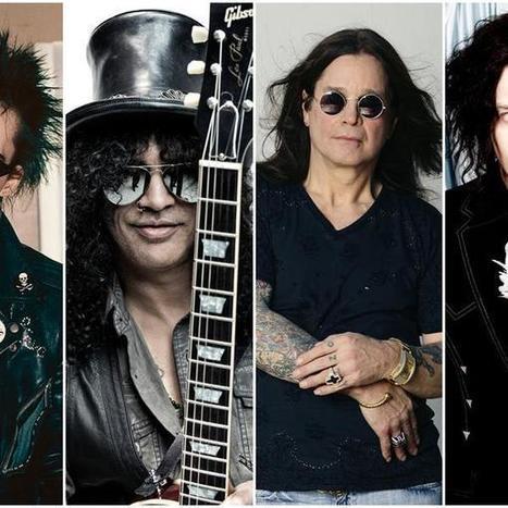 Los verdaderos nombres de las estrellas del rock - Terra Perú | Musica | Scoop.it
