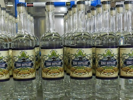 Happiest Hour: Absinthe from the Ridge Distillery in Kalispell. - Missoula Independent (blog) | Absinthe | Scoop.it