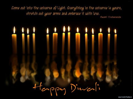 Happy Diwali - the Indian Festival of LIghts ! [Dhananjay Parkhe 'Jay'] | Idioms! | Scoop.it