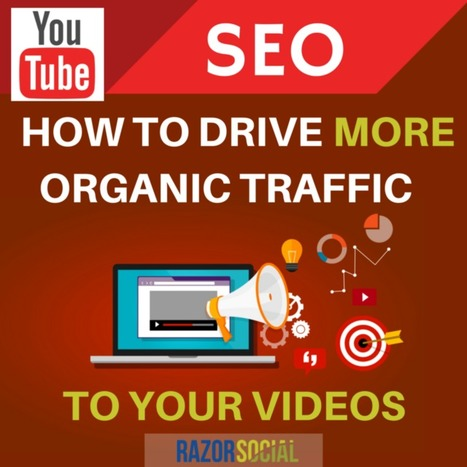Youtube SEO: How to drive more organic traffic to your videos | Razorsocial | Scoop.it