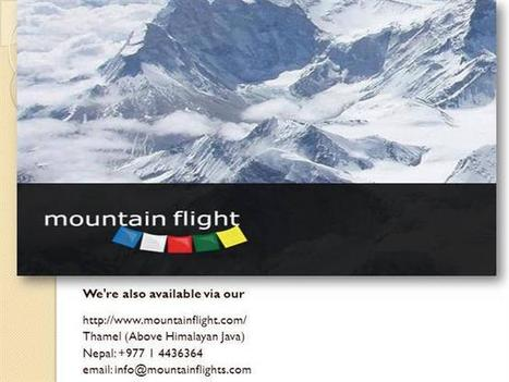 Everest Experience Ppt Presentation | Local Flight Experts | Scoop.it