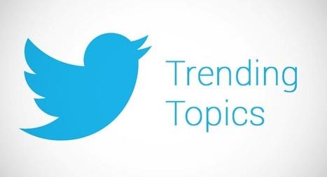 Twitter adds 'Trending Topics' for fast understanding!   Social Media   Scoop.it