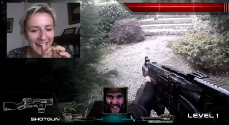 British film company creates 'real-life' first-person shooter on Chatroulette | Transmedia: Storytelling for the Digital Age | Scoop.it