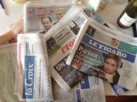 En Grande-Bretagne, les journalistes mecs squattent la une. Et en France? | Emi Journalisme | Scoop.it