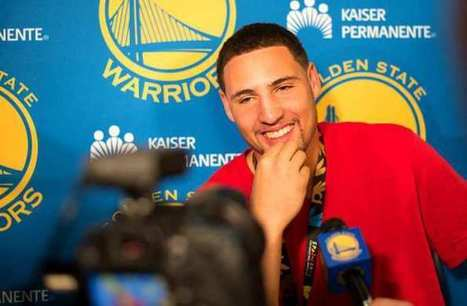 Does Klay Thompson have a concussion of the brain? | Think Create and Do | Scoop.it