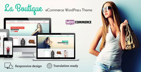 La Boutique v1.5 – Multi-purpose WooCommerce Theme - themeloud.com | Free Download Premium Wordpress Themes and Plugin | Scoop.it
