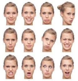 facial expressiveness in cultures
