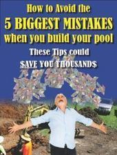 This valuable FREE report gives you the 'inside story' on how to save money, and get the BEST pool possible | Pool Building | Scoop.it