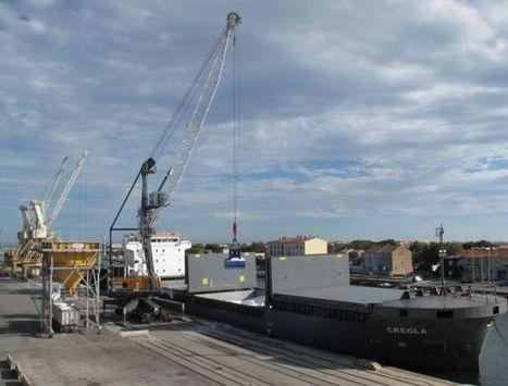 Grand projet d'agrandissement à Port-la-Nouvelle - Le marin | Le territoire français en mouvement | Scoop.it
