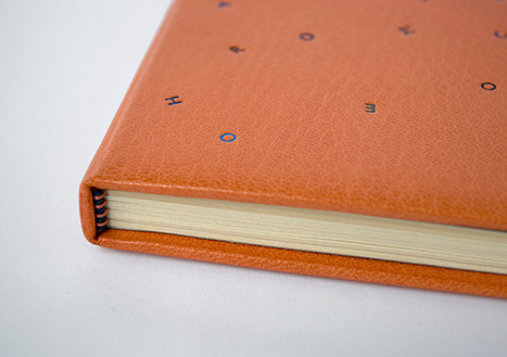 South Korean designer Haein Song on the craft of bookbinding | What's new in Visual Communication? | Scoop.it
