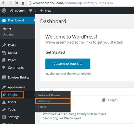 Edwiser Single Sign On (SSO) extension to access Moodle and WordPress | e-learning évolutions | Scoop.it