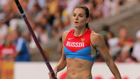 Isinbayeva to appeal IAAF ban in European Court of Human Rights - Isinbayeva out of #Rio2016 would be a joke. IAAF is a joke | Saif al Islam | Scoop.it