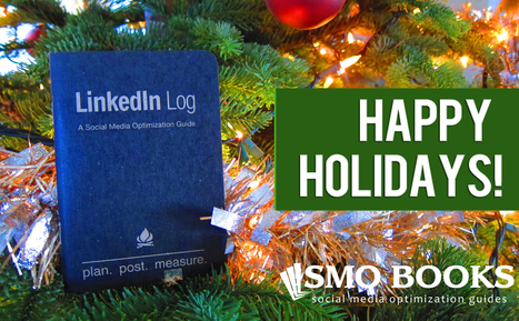 Put a LinkedIn Log under your tree | LinkedIn Marketing Strategy | Scoop.it