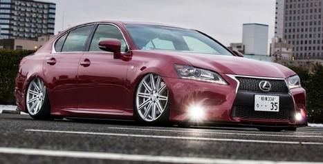Lexus GS on VVS-CV4 | Supercharged | Lexus vu par le web (français) | Scoop.it