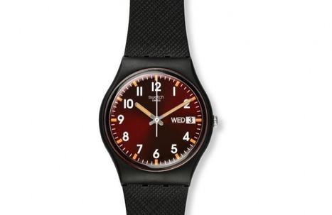 Soyez un banquier branché, portez une Swatch!   b3b   #Analyse #Veille #Infos   Scoop.it