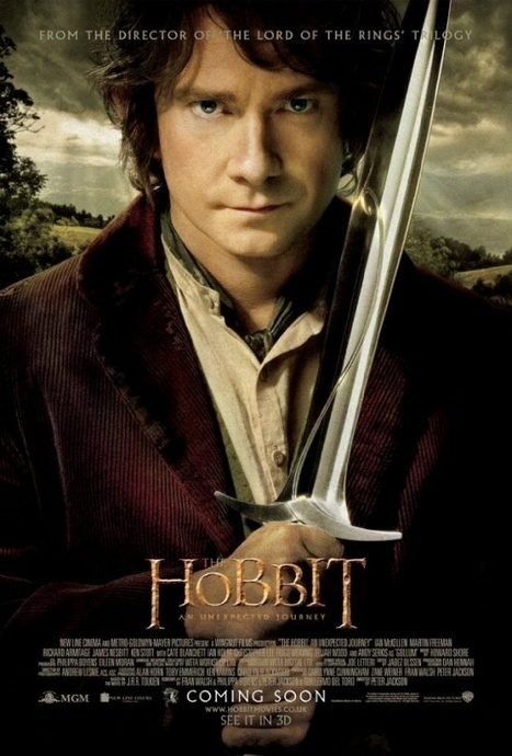 In a cave in a mountain, there was a Hobbit - TheOneRing.net   'The Hobbit' Film   Scoop.it