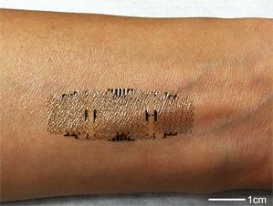 Sensores electrónicos impresos directamente sobre la piel | Tecdencias | Scoop.it