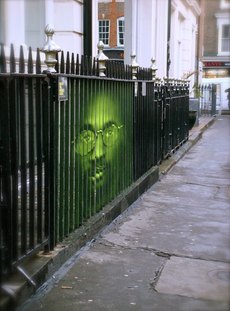 106 of the most beloved Street Art Photos – Year 2010   STREET ART UTOPIA   Draft   Scoop.it