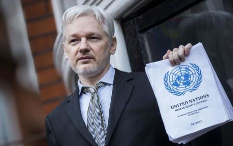 The Ruling on Julian Assange Sheds Light on the Limitations of UN Human-Rights Powers | Xpose Corrupt Courts | Scoop.it