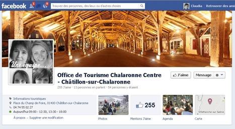 Page Facebook de l'Office de Tourisme Chalaronne Centre - Châtillon-sur-Chalaronne | Sites qui ont implémenté les Widgets Sitra | Scoop.it