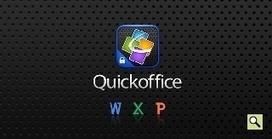 Google offre QuickOffice à ses clients Entreprises - Actualité sur Mobifrance, le magazine communautaire de toutes les technologies mobiles | Google - le monde de Google | Scoop.it