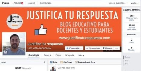 10 razones para crear una página educativa en Facebook | Contenidos educativos digitales | Scoop.it