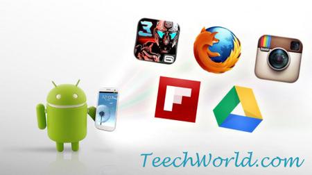 Best Android Apps Of 2012 - Teechworld | Teechworld | Tips & Tricks, Blogging, SEO, Android | Scoop.it
