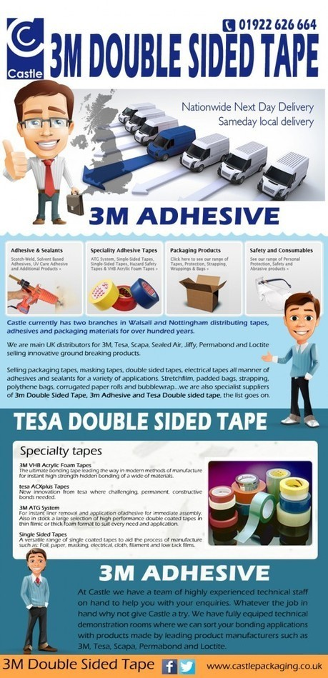 3M Double Sided Tape | 3M Double Sided Tape | Scoop.it