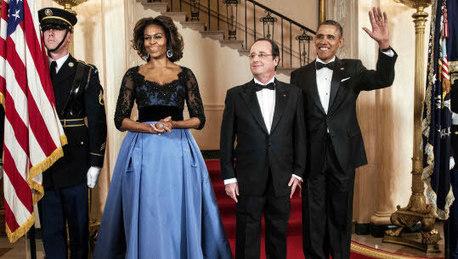 Obama-Hollande.  L'entente cordiale | François Hollande à L'Atelier BNP Paribas | Scoop.it