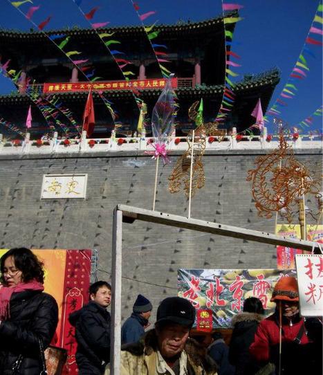 L'Asie se prépare au Nouvel An chinois  ! A Paris, un défilé aura lieu en plein cœur de la capitale. | Publiez, lisez, échangez sur YouScribe | Scoop.it