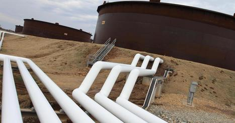 Oil settles above  $40 as big US gasoline drawdown offsets crude build | EconMatters | Scoop.it