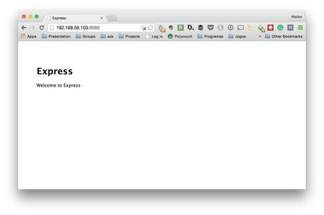 Getting Started with Docker for the Node.js Developer | Node.js | Scoop.it