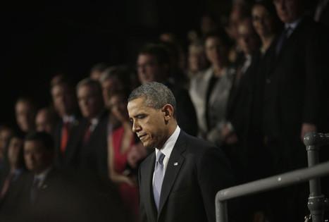 Obama Snubs Major Group #medias   News in english   Scoop.it