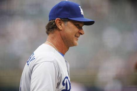 Mattingly Agrees With Kershaw's World Series Sentiment | Dodger Social News Roundup | Scoop.it